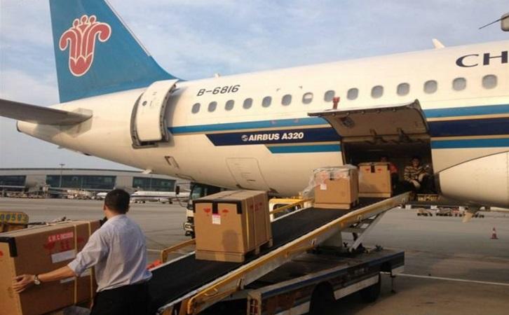 上海到成都航空货运
